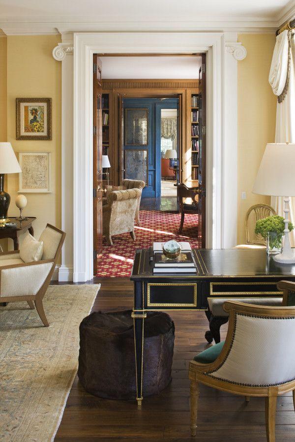 Charmant Frist Residence, Nashville, Tn. Gil Shafer Architect