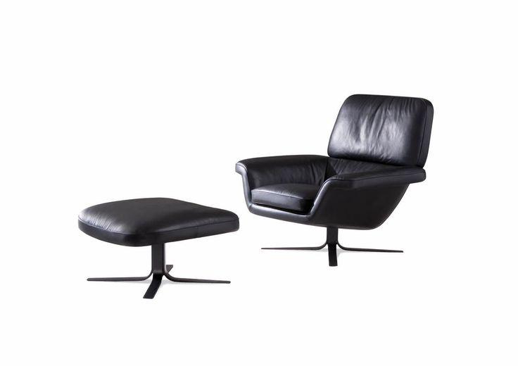 Blake Soft Armchair by Minotti on ECC
