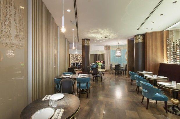 COCOCO Restaurant – A Luxury Dining Experience in St. Petersburg | see more at www.bocadolobo.com #bocadolobo #interiordesign #furniture #furnituredesign #homedecor #homedecorideas #highendrestaurants