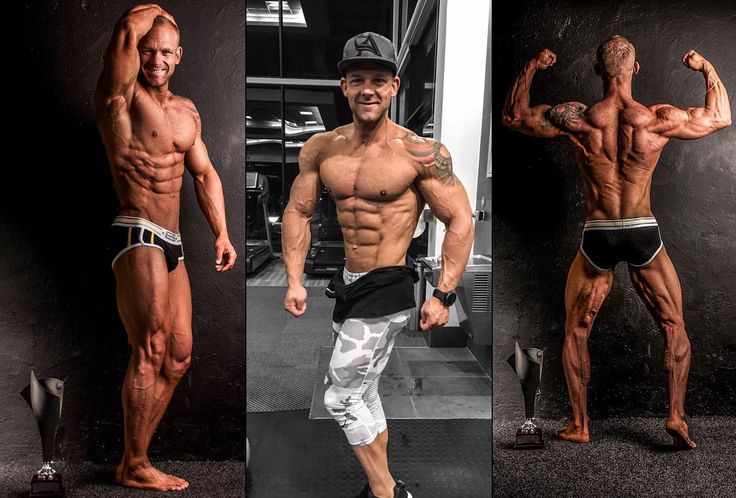 Fitnish.com interview With WFF Pro, Wesley Robertson