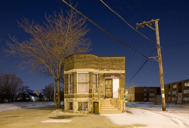 West Side Single Story -- Isolated Building Study 32 | Flickr - Photo Sharing!