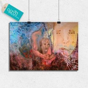 Plakat Jak u Goyi 70x50cm