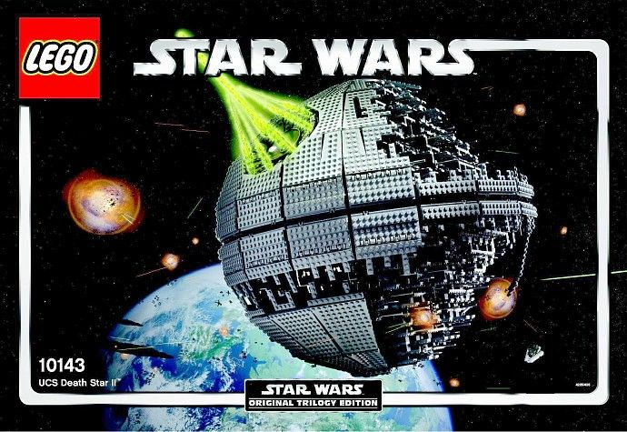10143-1: Death Star II   Brickset: LEGO set guide and database