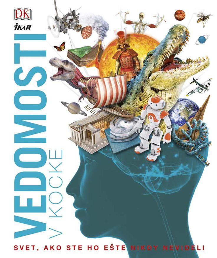 Bohatý prameň vedomostí, ktorý ukazuje to, o čom iné encyklopédie iba rozprávajú  Viac: http://www.bux.sk/knihy/209901-vedomosti-v-kocke.html