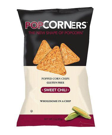 Look at this #zulilyfind! Sweet Chili PopCorners Chips - Set of 16 by PopCorners #zulilyfinds