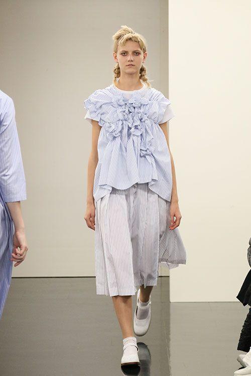 トリコ・コム デ ギャルソン(tricot COMME des GARÇONS)2016年春夏コレクション Gallery31