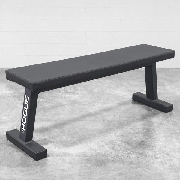 The Rogue Flat Utility Bench 2 0 Takes The Weight Bench Back To Basics Featuring 2x3 Steel