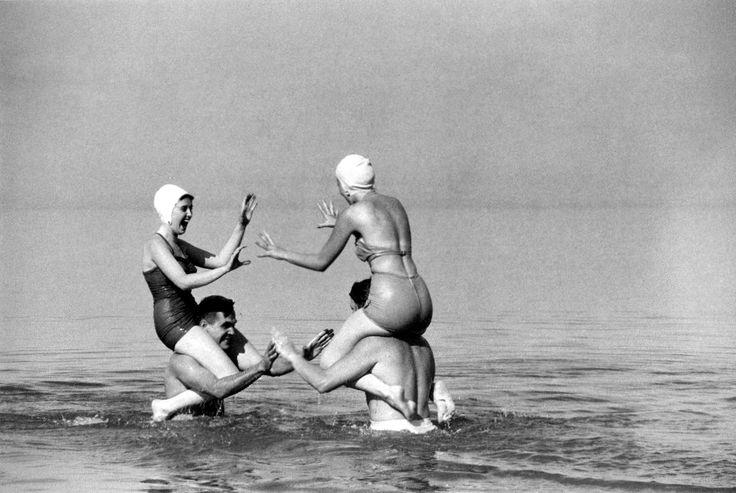 Ernst Haas: Long Island, New York, 1954