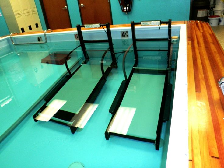 Aquagaiter Under Water Treadmill Aquatic Exercise