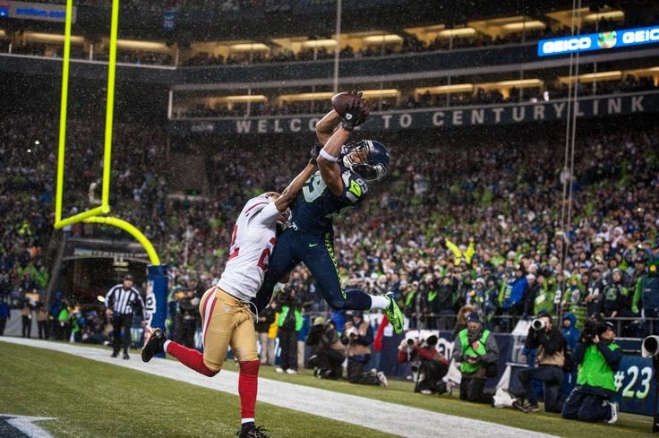 Seahawks vs. 49ers, 23 December 2012