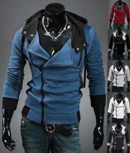 Hot Selling Winter Autumn Men's Fashion Brand Hoodies Sweatshirts Casual Sports Male Hoody Jackets Plus Size  $25.50