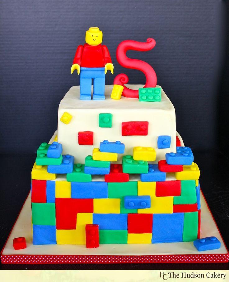 Best Lego Cakes Images On Pinterest Lego Cake Lego Parties - Lego birthday cake decorations