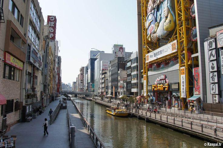 Dotonbori est une rue populaire le long du canal éponyme, située dans le quartier sud de Namba à Osaka au Japon. Haut-lieu touristique de jour comme de nuit, la promenade est avant tout divertissante entre les...