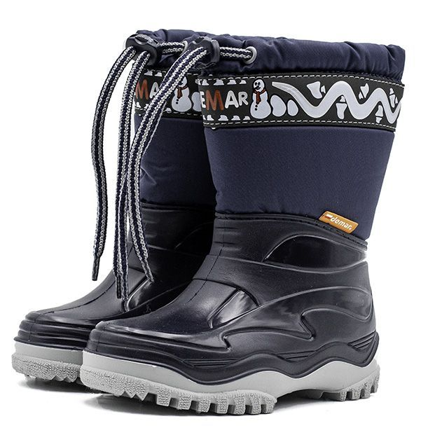 Sniegowce Dzieciece Ocieplane Polskie Demar Frost A Boots Winter Boot Shoes