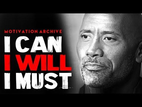 I CAN, I WILL, I MUST - The MOST Powerful Motivational Speeches for Success, Students & Working Out - YouTube
