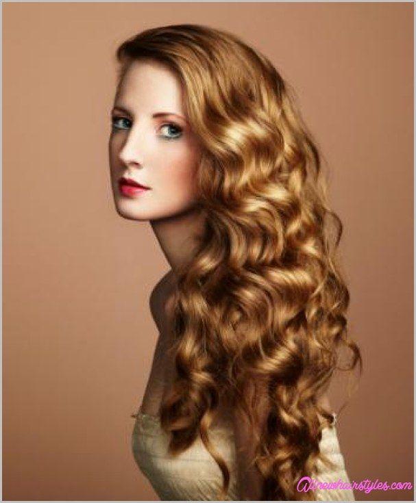 cool Soft perm long hair