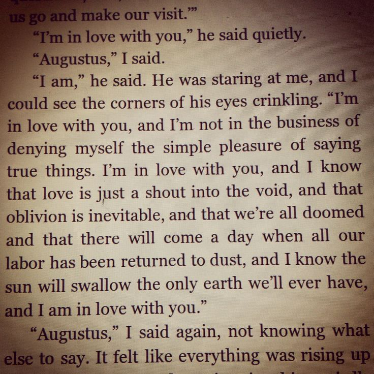 The Fault in Our Stars- John Greene