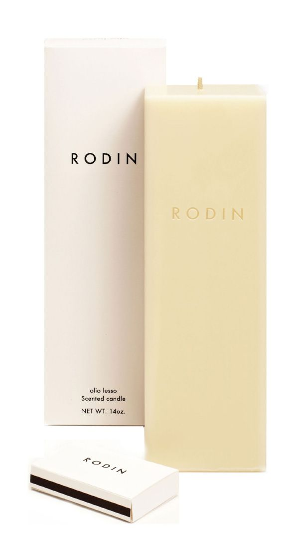 Rodin Candle* I love candles #heston, charmies, charmiesbywendy