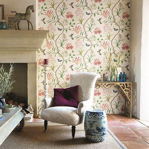Great Sanderson Clementine Wallpaper. Wallpaper OnlineBedroom ...