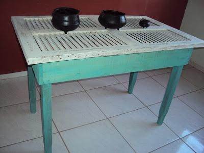 Re-inventos : Demolição - mesas
