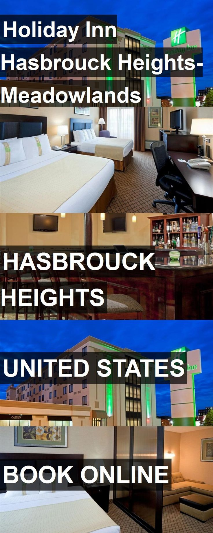Hotel Holiday Inn Hasbrouck Heights-Meadowlands in Hasbrouck Heights, United States. For more information, photos, reviews and best prices please follow the link. #UnitedStates #HasbrouckHeights #travel #vacation #hotel