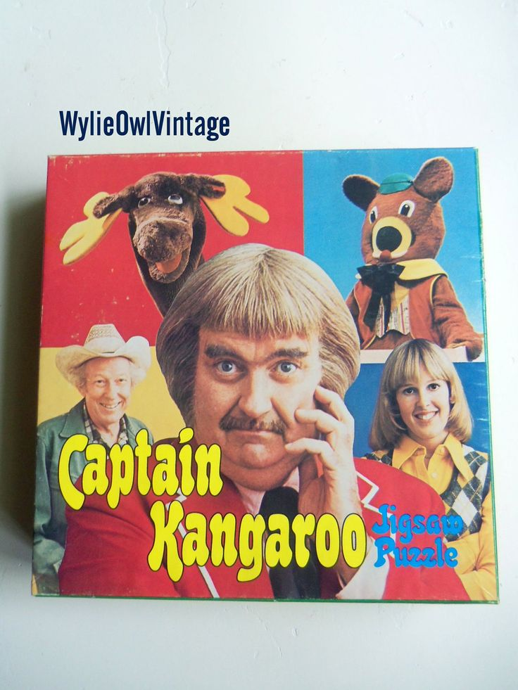 Mr. Rodgers And Captain Kangaroo Vintage Shirt Creepy Weird Kids TV Show T-Shirt Size X-Small vTJfs0