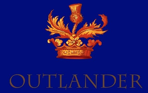 """The Atlantic"" has a monthly book club, and ""1book140's February [2014] Read: Diana Gabaldon's Outlander"" -- Click through to see how to join and follow along with the Twitter group at #1book140"