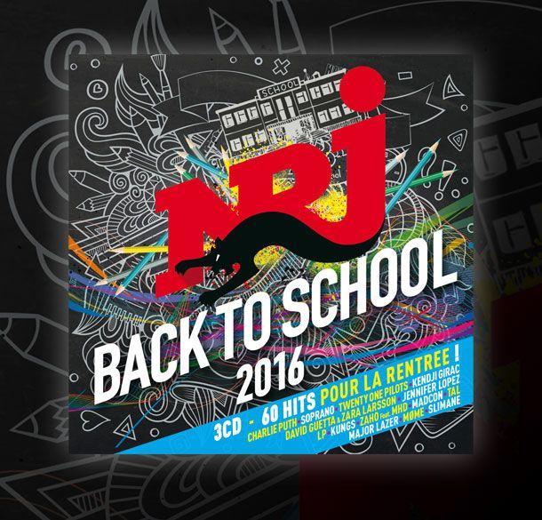 LE MASHUP NRJBACK TO SCHOOL 2016