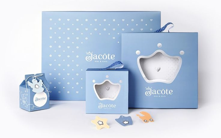 Jacote Kids & Gifts on Packaging of the World - Creative Package Design Gallery