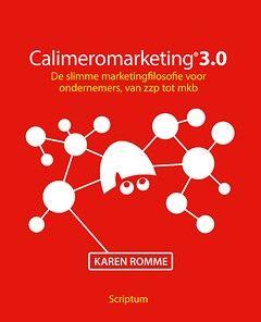 Klein (online) ondernemerschap - fijn praktisch boek van Karen Romme over hoe je  de promotie van je bedrijf aanpakt