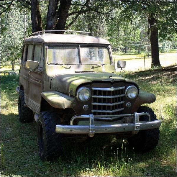 93 Best Willys Wagons Images On Pinterest
