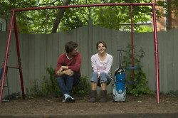 The Fault In Our Stars First Clip starring Shailene Woodley and Ansel Elgort. Book by John Green, Movie directed by Josh Boone.