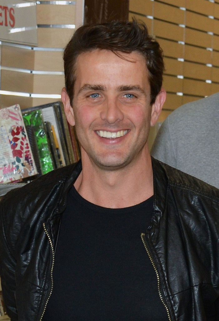Joey McIntyre Photo - New Kids On The Block Meets With Fans