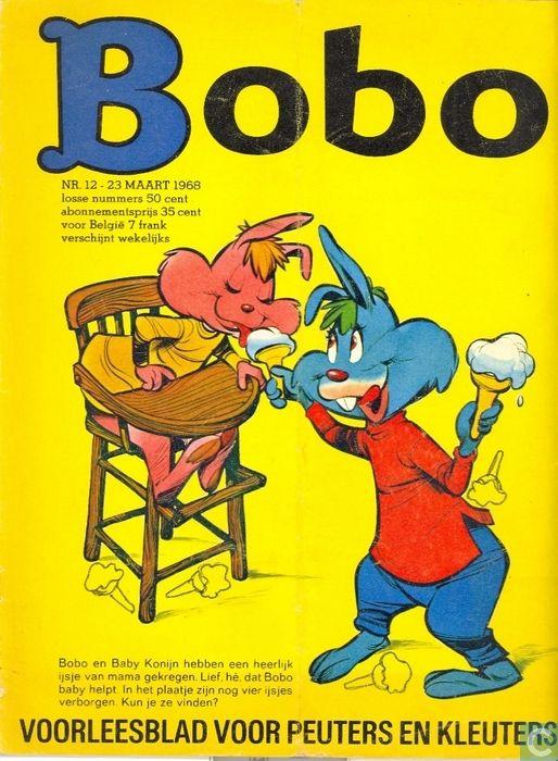 De Bobo - kreeg ik van m'n grote zus, die was onderwijzeres..