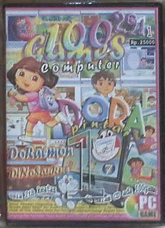Jual CD Game Komputer Anak Murah 0895.700.1112.12: Jual Cd Game Pc Tanpa Install Murah Surabaya