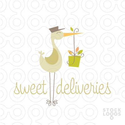 Sweet Deliveries | StockLogos.com