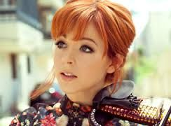 Lyndsey Sterling - I love the innocence of this look, and her red hair!  Definitely what the heroine, Ruby, looks like.