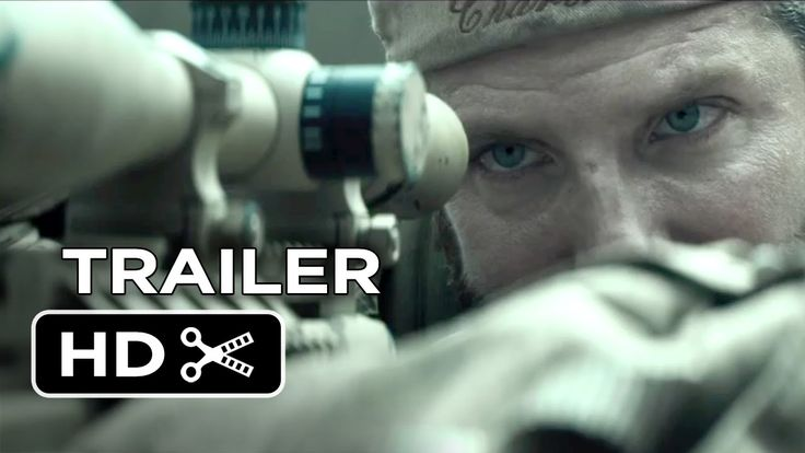 Watch the new trailer for #AmericanSniper, starring #BradleyCooper!