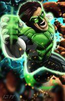 Beware my power, Green Lantern's light!!! by 1314