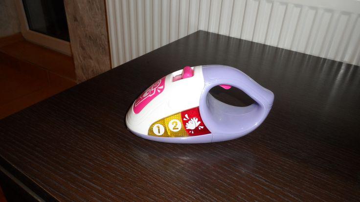 Super, extra odkurzacz świetna zabawka dla małych Smerfikow  #Dzieciociuszek