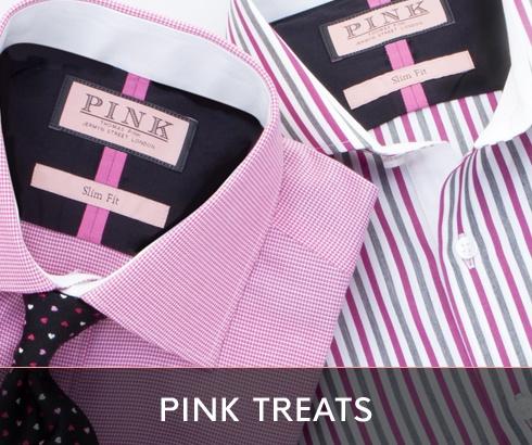 Thomas Pink shirts!