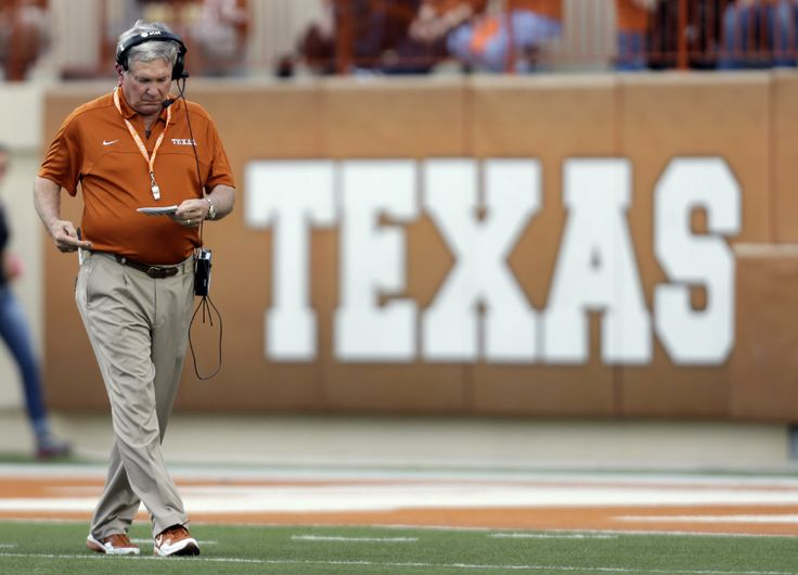 How texas can screw up its search for a new football coach