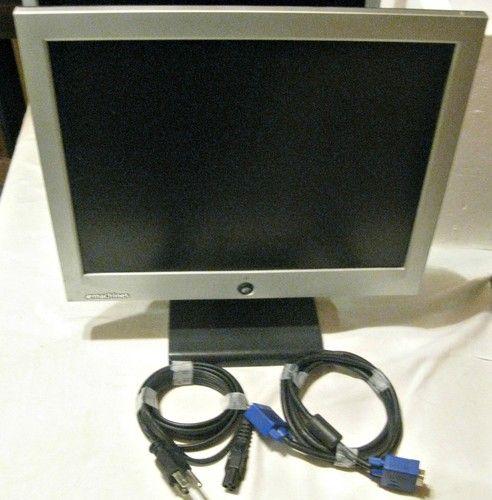 15 emachines 500g lcd flatscreen monitor used working - Atari flashback mini 7800 classic game console ...