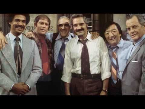 Ron Glass Farewell Tribute❤️ •** 1945 -2016 (with Max Gail and Hal Linden) - YouTube