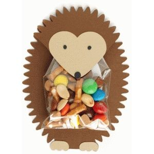 Silhouette Design Store - View Design #40511: hedgehog treat holder