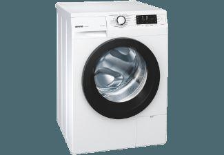 GORENJE W8543T, 8 kg Waschmaschine, Frontlader, A+++, 1400 U/Min, Weiß