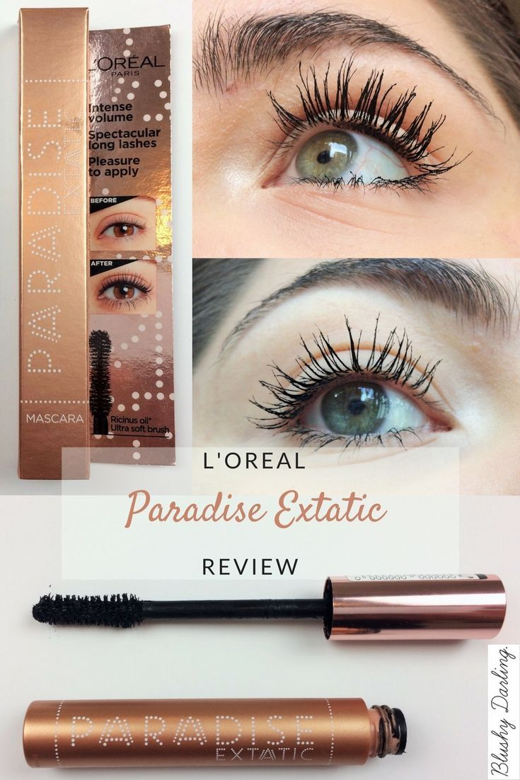 ceb1390c2d7 Do you want to read my review of the L'Oreal Paradise Extatic or Lash  Paradise Mascara? I tell you all the pros and cons on my blog! Do you like  it?