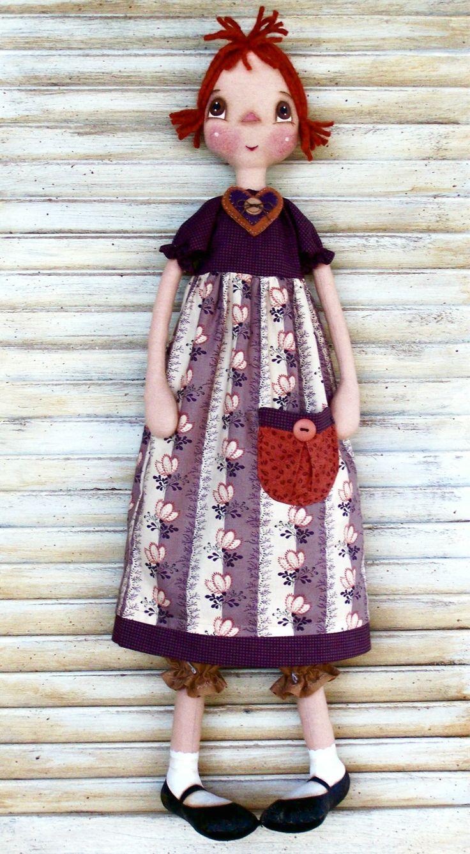 Heartful Hattie pattern by Annie Smith