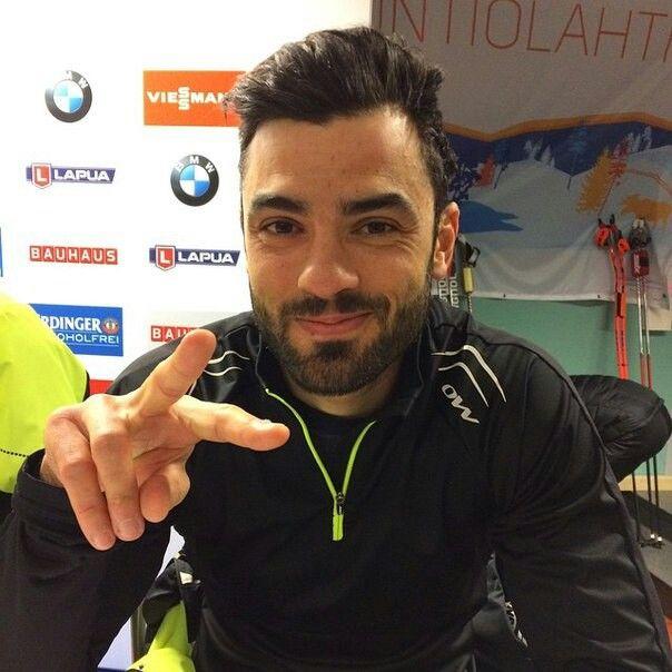 Simon Fourcade (FRA), biathlon. #championship #kontiolahti2015