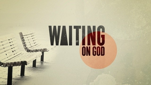 our current sermon series & something we all struggle with.